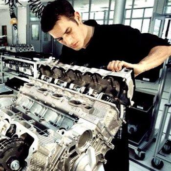 переборка двигателя mercedes